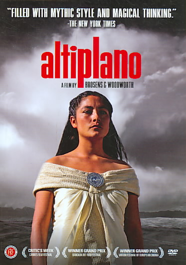 ALTIPLANO BY SOLIER,MAGALY (DVD)